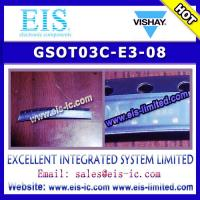 Buy cheap GSOT03C-E3-08 - VISHAY - Two-Line ESD-Protection in SOT-23 - Email: sales009@eis from wholesalers