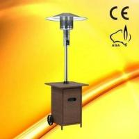 China wicker patio heater with tableH1409 on sale