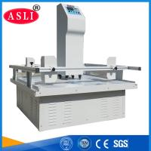 Quality ISTA / EN71 Simulating Carton Box Furniture Transportation Vibration Tester wholesale