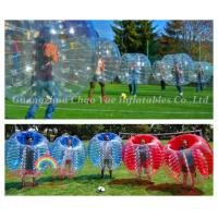 Quality PVC Huge Clear Inflatable Bumper Ball Human Body Zorb Ball (CY-M2728) wholesale