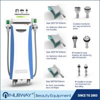Quality CE approval top selling high quality NUBWAY professinoal multifunctional slimming machine wholesale
