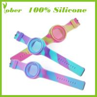 Quality 100% Silicone Custom Silicone Promotional Bottles Silicone Corner Protectors Silicone Christmas Gifts Silicone Wristband wholesale