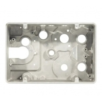 China OEM ODM Metal Aluminum Alloy Pressure Die Casting Components on sale