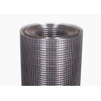 China SGS Stainless Steel Welded Wire Mesh Panel And Rolls For Construction on sale