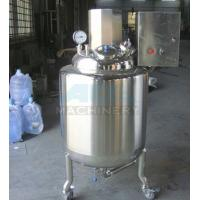 Cheap 100-10000L Stainless Steel Mini Chemical Reactor With Pump SS304/316 Laboratory Chemical Reactor With Condensor for sale