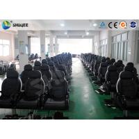 Quality Dynamic 5D Movie System With 10 Special Effect Simulations And Movement Seats wholesale
