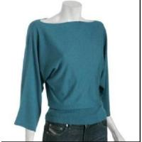 Quality Ladies Cashmere 3/4sleeve Sweater, Pullover (SFY-A016) wholesale