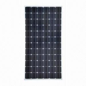 China 195W mono solar panel module, TUV certified on sale