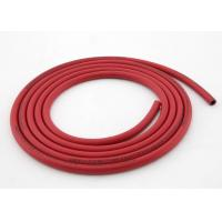 China Red And Smooth Cover Refrigerant Charging Hose For R12 , R22 , R134a Etc on sale