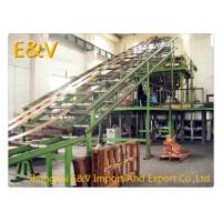 Buy cheap 3000mt 0 - 150 Mm / Min Casting Speed Multi Functiona strip Casting Machine  For Making Copper Strip product