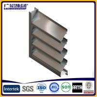 Quality aluminium and glass window sun shutters and blades wholesale