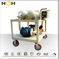 Quality Multi Stage Lube Oil Purifier System High Precision For Impurities Removal wholesale