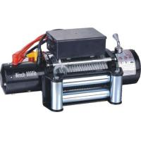 Quality Most popular powerful 12V 8000 lbs electric winch for off road for Jeep Wrangler wholesale