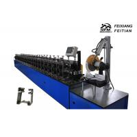 Quality Professional Roller Shutter Door Roll Forming Machine FX30-76 For Building Material wholesale