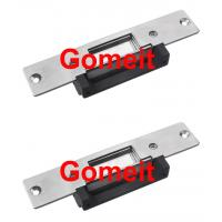 Quality ANSI Long Type Electric Door Strike For Frameless Glass Door Stainless Steel wholesale