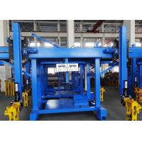 China Automatic T Type H Beam Line Submerged Arc Welding Machine 10kw Overall Power on sale