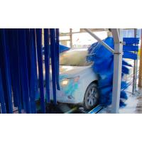Quality Express Tunnel Car Wash Plant , Vehicle Washing Equipment Environmental Protection wholesale