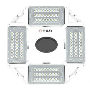 Quality UFO round 100W 150W 200W 240W  High Power Dimming High Bay Led Lights With Sensor wholesale