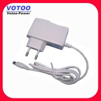 Quality 5v 2a Dc 2.5mm Eu Power Plug Supply Converter Ac Dc Power Adapter For Tablet PC wholesale