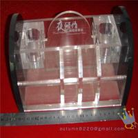 Quality transparency acrylic storage box wholesale