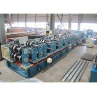 Quality Cr12 Mould Steel C Shape Galvanized Steel Purlin Forming Machine With Life Time Service wholesale