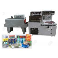 Quality AC220V Food Packaging Sealing Equipment / Automatic Shrink Wrap Machine wholesale