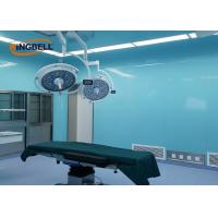 Quality Acrylic Ceiling Plate Modular Operating Room Medical Grade With Keel Structure wholesale