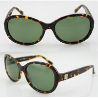 Quality Round Scratches Resistance Polarized Sunglasses With CE Approve wholesale
