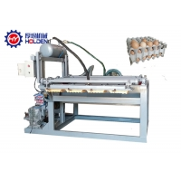 Buy cheap 7time/Min 4 Molds 1500pcs/H Semi Automatic Egg Tray Machine from wholesalers