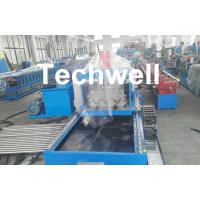 Quality W Beam Guardrail Roll Forming Machine for Highway Guardrail Crash Barrier wholesale