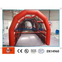 Quality Newest Inflatable Batting Cages For Adults Baseball Games 20Feet wholesale