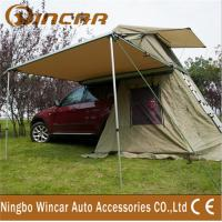 Quality Car Side Awning Roof Top Tent and Awning 4wd 4X4 Camping Rack wholesale
