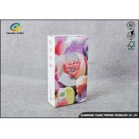 Quality Embossing Paper Cosmetic Packaging Boxes CMKY Pantone Printing OEM Accepted wholesale