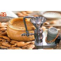 China Smooth peanut butter making machine for sale groundnut butter making machine supplier on sale