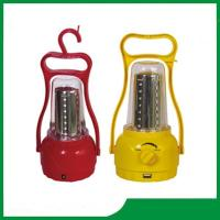 Quality Portable solar lantern / camping solar light with hand cranking for hot sale wholesale