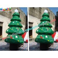 Quality Holiday Inflatable Christmas Tree Decorations PVC wholesale