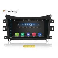 Quality Nissan Navara Android Car Video Player  With1024X600 Android Os Touch Screen Mirror Link wholesale