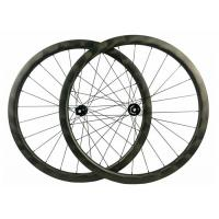Quality OEM Cheap Chinese Roues Carbone 38MM Bici Ruote Carbonio 700c wholesale