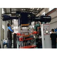 Buy cheap High Energy Efficiency Ratio 400 Ton Rubber Injection Machine For Large Rubber from wholesalers