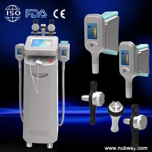 China Newset anti-fat cryolipolysis vacuum cavitation rf body slimming machine with low price on sale