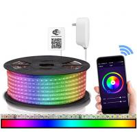 China 18W LED Flexible Strip Lights Kit With RGB Multicolor IP65 16.4FT on sale