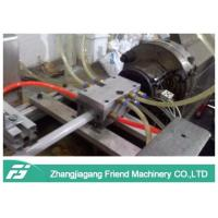 China T6 T8 Round Plastic Tube Extrusion Machines Vacuum Forming Type Blue Color on sale