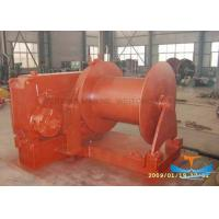 Buy cheap High Speed Marine Electric Winch Less Noise 30-400kn Working Load Low Maintenanc from wholesalers