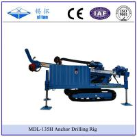 Quality MDL-135D Great Torque Portable Drilling Rigs , Crawler Drilling Machines wholesale