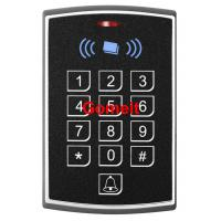 Quality Standalone Rfid Proximity Door Entry Access Control System , ID Card Access Control Rfid Reader 1000 Users wholesale