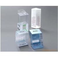 Cheap China plastic clear folding box cosmetic packaging PP box custom packaging for sale