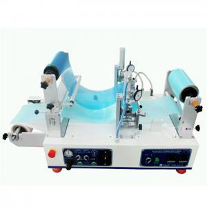 Quality 1050w Plastic Testing Equipment , Laboratory Benchtop Hot Melt Adhesive Coating Machine wholesale
