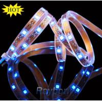 China Yellow, Blue IP68 High Brightness SMD 5050 LED Strip Tape Lightings, Flexible Led Strip Lights 12V on sale