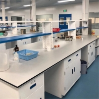 China Chemical Resistant School Chemistry University Lab Bench Lab Table Lab Furniture on sale