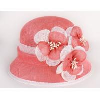 Buy cheap High Quality Philippe Sinamay Women Party Hat Lady Church Hat product